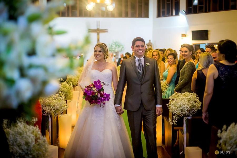 Casamento | Caroline e Rodrigo realizado por Bliss Fotografia
